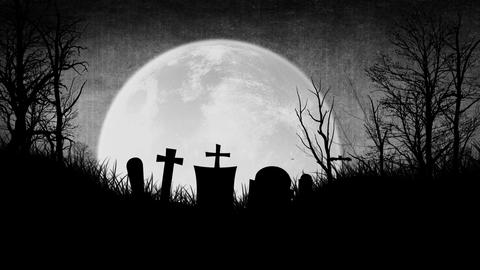 Moon Cemetery (1) Animation