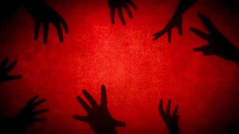 Zombie Hand (2) Animation