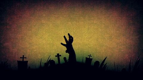 Zombie Hand (3) Animation