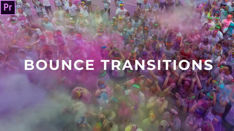 Bounce Transitions Presets Premiere Pro Effect Preset