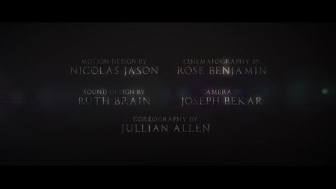 Cine Credit V 1 Motion Graphics Template