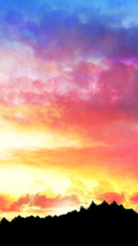 Sunset 04 Animation