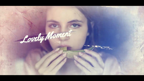 Lovely Moment After Effects Template