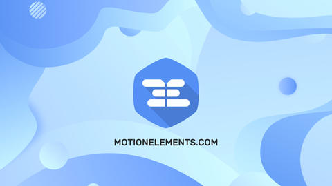 Modern Search Logo After Effects Template