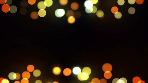 Bokeh Frame Background Loop 02 Animation