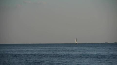 yachts,passenger ship & speedboats transportation... Stock Video Footage