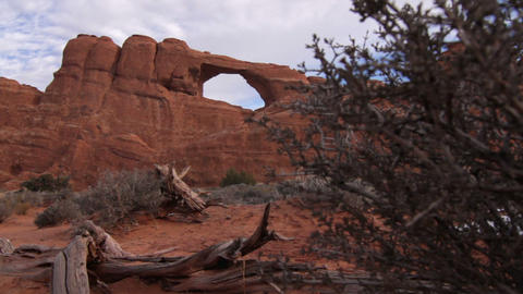 20111229 ARCHES 9370 Stock Video Footage