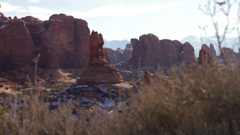 20111229 ARCHES 9488 Stock Video Footage