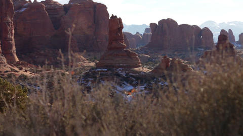 20111229 ARCHES 9481 Stock Video Footage