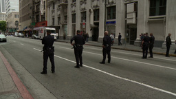 20120501 Occupy LA A 003 Stock Video Footage
