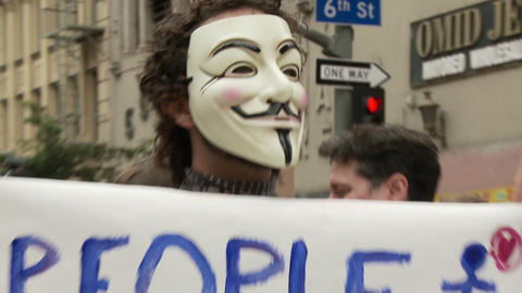 20120501 Occupy LA A 027 Footage