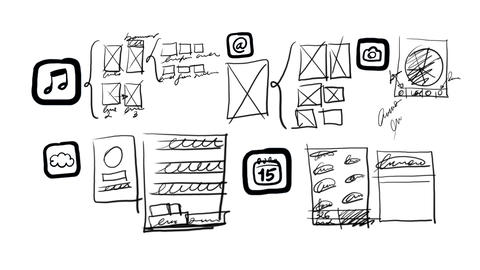 Mobile Apps Wireframing, Prototyping Animation