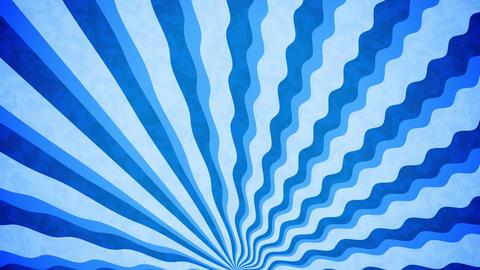Blue Sunbeams grunge background Animation