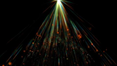 Vertical Sparks Light 01 Animation