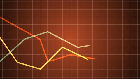 Line chart ascending Animation
