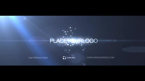 Fractions - Logo reveal After Effects Template