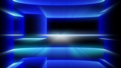 Dynamic Box Rays HD 01 Animation