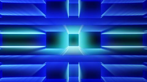 Dynamic Box Rays HD 02 Animation