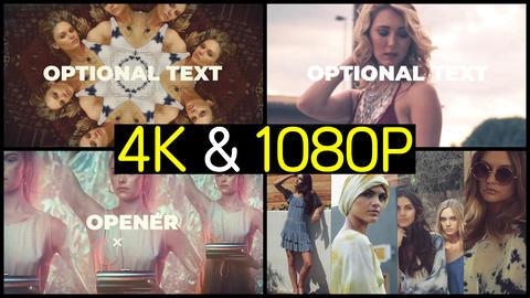 Rhythmic Fashion Opener Premiere Pro Template