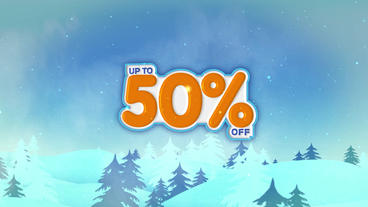 Winter Wonderland After Effects Templates
