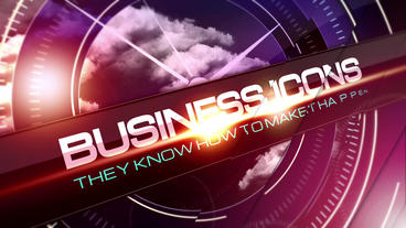 Corporate Business News Promo After Effects Templates
