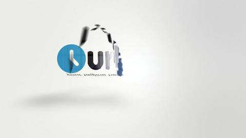 Eco Logo Opener After Effects Template