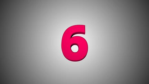 Countdown 05 Animation