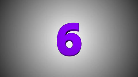 Countdown 09 Animation