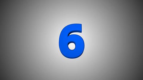 Countdown 11 Animation
