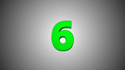 Countdown 16 Animation