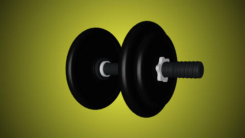 Dumbbell 12 Animation
