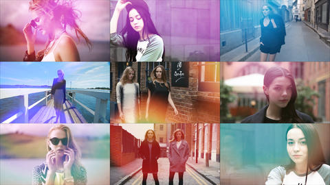 Light Leaks Presets Pack After Effects Animation Preset
