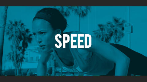 Urban sport Slideshow After Effects Template