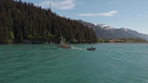 Fishing in Alaska Live Action