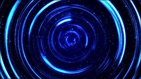 back ground CG loop ループ背景素材 tunnel トンネル Animation
