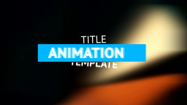 20+ Fresh Title Animation After Effects Project