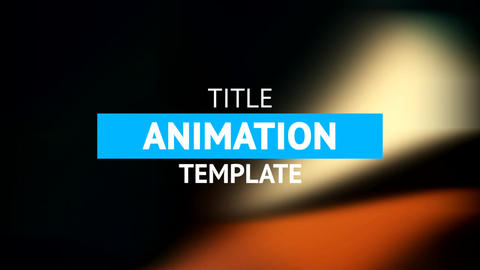 20+ Fresh Title Animation After Effects Template