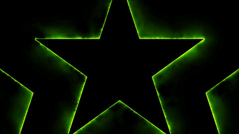 energy stars Animation