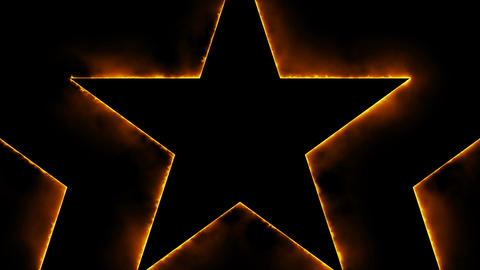 energy stars Animation