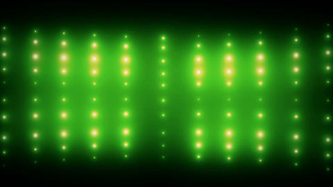 Bright flood lights glow background Animation