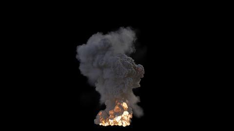 Large Explosion Animation
