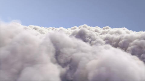Above The Clouds Animation