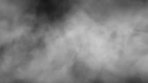 Fog Smoke Full Screen rising wind Loop Animation