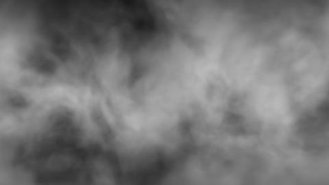 Fog Smoke Full screen Side wind Loop Animation
