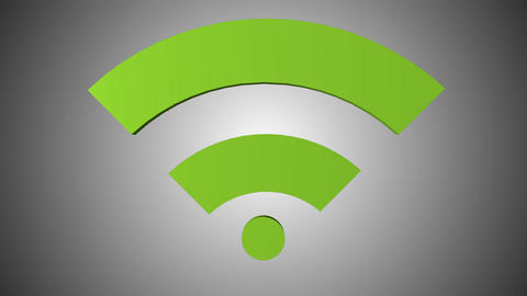 Wi fi icon 11 Animation