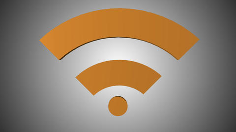 Wi fi icon 13 Animation