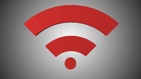 Wi fi icon 15 Animation