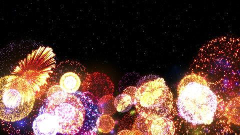 Fireworks Festival 3 Hm1 4k Animation