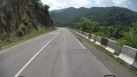 motorcycle road trip, towards adventures, riding point of view, pov, personal Footage