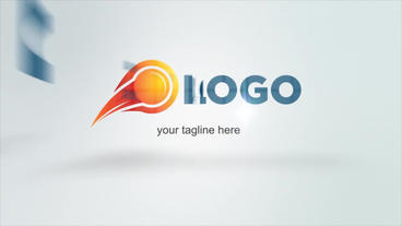 Angelic Smooth Logo Intro After Effects Template